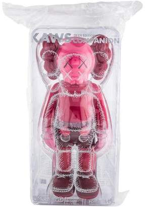 Objects KAWS Companion Blush w/ Tags