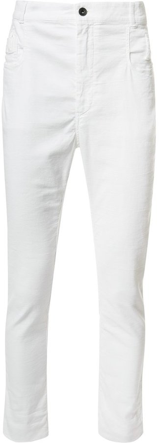 Haider Ackermann slim-fit trousers