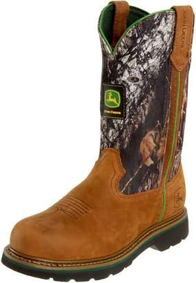 John Deere Women's Wellington JD3288 Boot