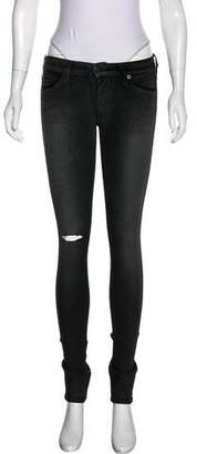Elizabeth and James Debbie Low-Rise Skinny Pants