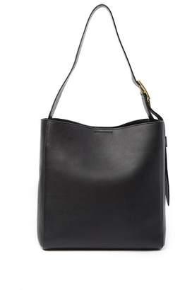 Cole Haan Kayden Leather Bucket Bag