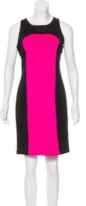 MICHAEL Michael Kors Sleeveless Colorblock Dress