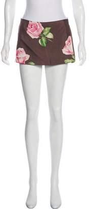 Dolce & Gabbana Vintage Micro Mini Skirt w/ Tags