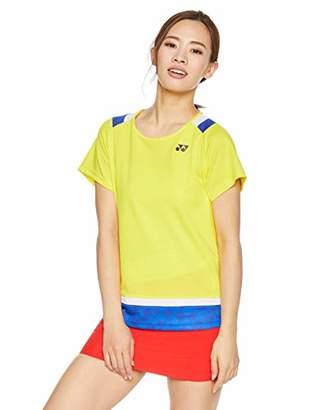 Yonex (ヨネックス) - [ヨネックス] テニスウェア ゲームシャツ [レディース] 20484 ライトイエロー (279) 日本 M (日本サイズM相当)