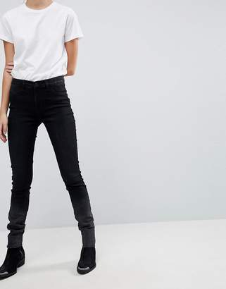 Selected Washed Skinny Jeans