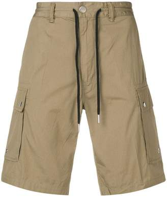 Diesel classic cargo shorts