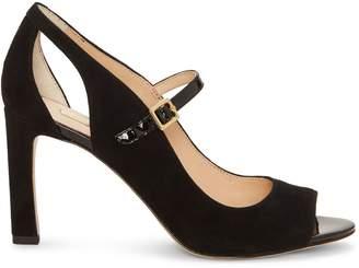 Louise et Cie Indiya Suede Heeled Sandals