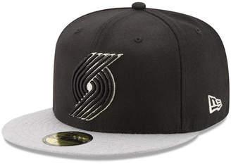 New Era Portland Trail Blazers Pintastic 59FIFTY Cap