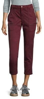 Joie Cropped Skinny Pants