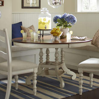 Birch Lane Dalton Round Extending Dining Table