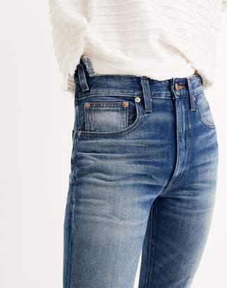 Madewell Rivet & Thread Rigid Skinny Jeans: Step-Waist Edition
