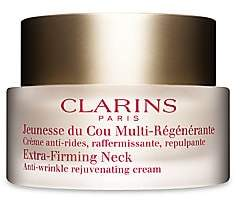Clarins Women's Extra-Firming Neck Anti-Wrinkle Rejuvenating Cream