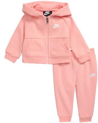 Nike Fleece Hoodie & Pants Set