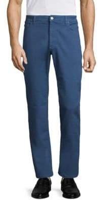 Salvatore Ferragamo Straight Jeans