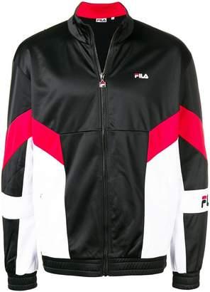 Fila logo zip jacket
