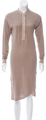Etoile Isabel Marant Linen Midi Dress