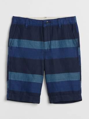 Gap Everyday Shorts in Linen