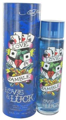 Christian Audigier Love & Luck By 6.8 oz Eau De Toilette Spray For Men