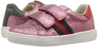 Gucci Kids - New Ace V.L. Sneakers
