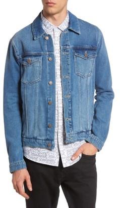 Men's Topman Griffin Denim Jacket $75 thestylecure.com