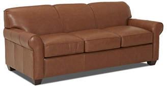 Wayfair Custom Upholstery Jennifer Leather Sofa Body