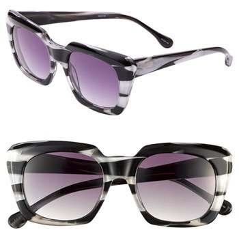 Elizabeth and James 'Roosevelt' 52mm Sunglasses (Nordstrom Online Exclusive)