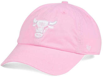 '47 Women's Chicago Bulls Petal Pink Clean Up Cap