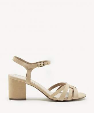 Sole Society Paulina Ankle Strap Heel Sandal