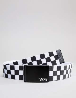Vans Deppster II Belt In Black VN0A31J1Y281