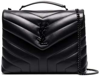d744e18ef7 at Kirna Zabete · Saint Laurent Medium Lou Lou Shoulder Bag