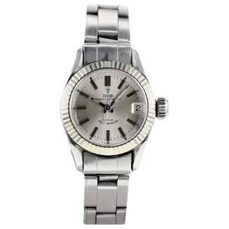 Tudor Silver Watch