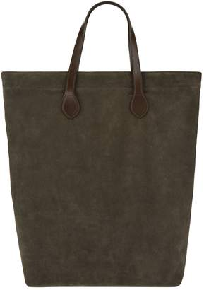 Officine Generale Suede Tote Bag