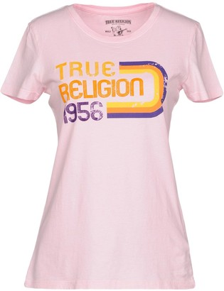 True Religion T-shirts - Item 12178287MO