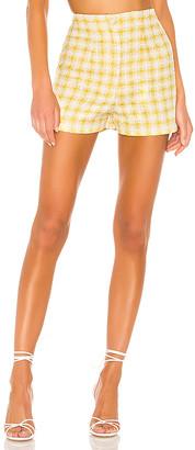 NBD Bergette High Waist Shorts