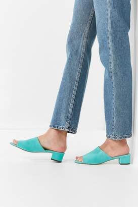 Urban Outfitters Patti Suede Mule Heel