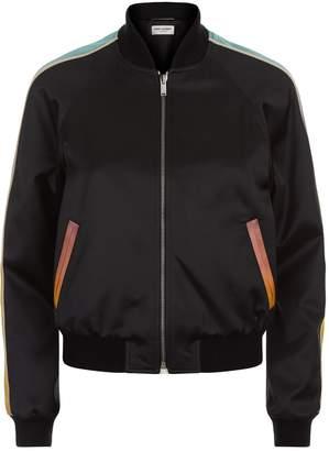Saint Laurent Teddy Panther Bomber Jacket