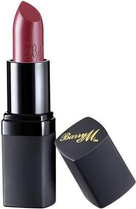 Barry M Matte Lipstick Lip Paint Colour - Choose your Favourite Colour- 177 - Heart Breaker