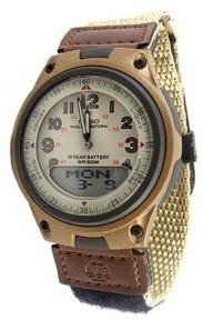 Casio Analog/Digital Dial Watch