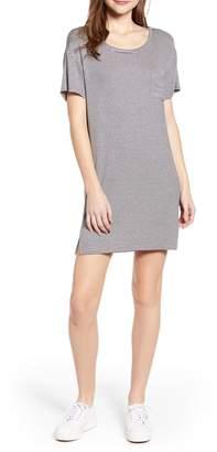 Splendid Stripe T-Shirt Dress