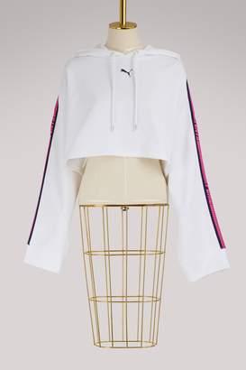 FENTY PUMA by Rihanna Cropped hoodie