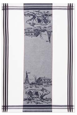 Williams-Sonoma Williams Sonoma Farm Animal Towel, Pig