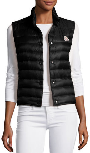 Moncler Moncler Liane Quilted Down Gilet