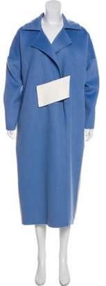REJINA PYO Long Wool Coat