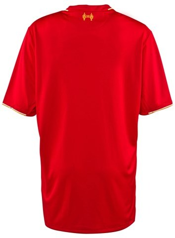 Liverpool FC Official 2015/16 Home Shirt