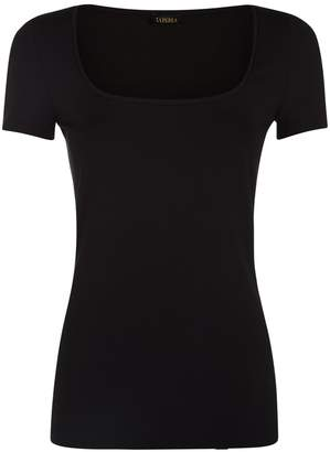 La Perla Essentials Square Neck T-Shirt