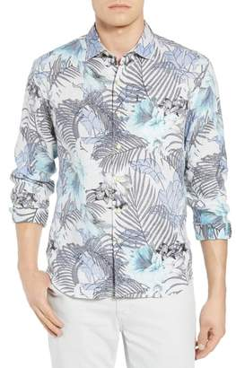 Tommy Bahama Loredo Garden Linen Sport Shirt