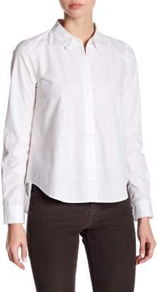 Theory Doscia R Expanse Long Sleeve Shirt