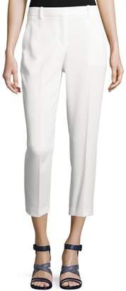 Theory Treeca 2 Admiral Crepe Cropped Pants