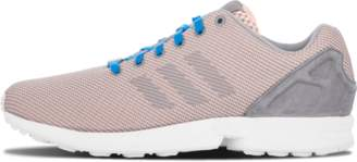 adidas ZX Flux Weave - Glow Coral/Tech Green