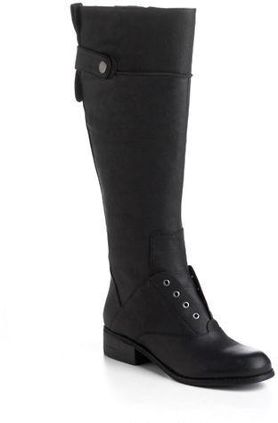 Nine WestNine West Vanista Leather Riding Boots